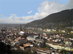 Heidelberg - Breathtaking views