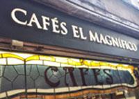 Barcelona - Cafés El Magnífico