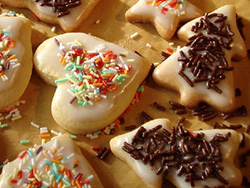 Typical German Christmas Biscuits Recipe Apple Languages