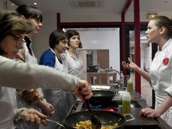 Cookery course in Toulouse