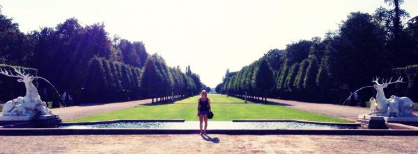 Schwetzingen Castle gardens