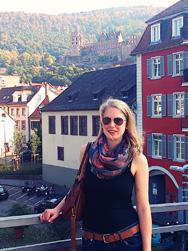 View of Heidelberg Castle