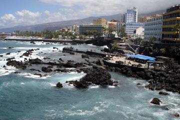 Puerto de la Cruz coast