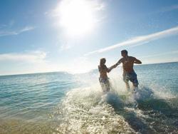 Amazing beaches in Ibiza