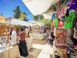 Ibiza's hippy markets