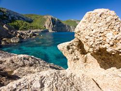 Wild nature in Ibiza