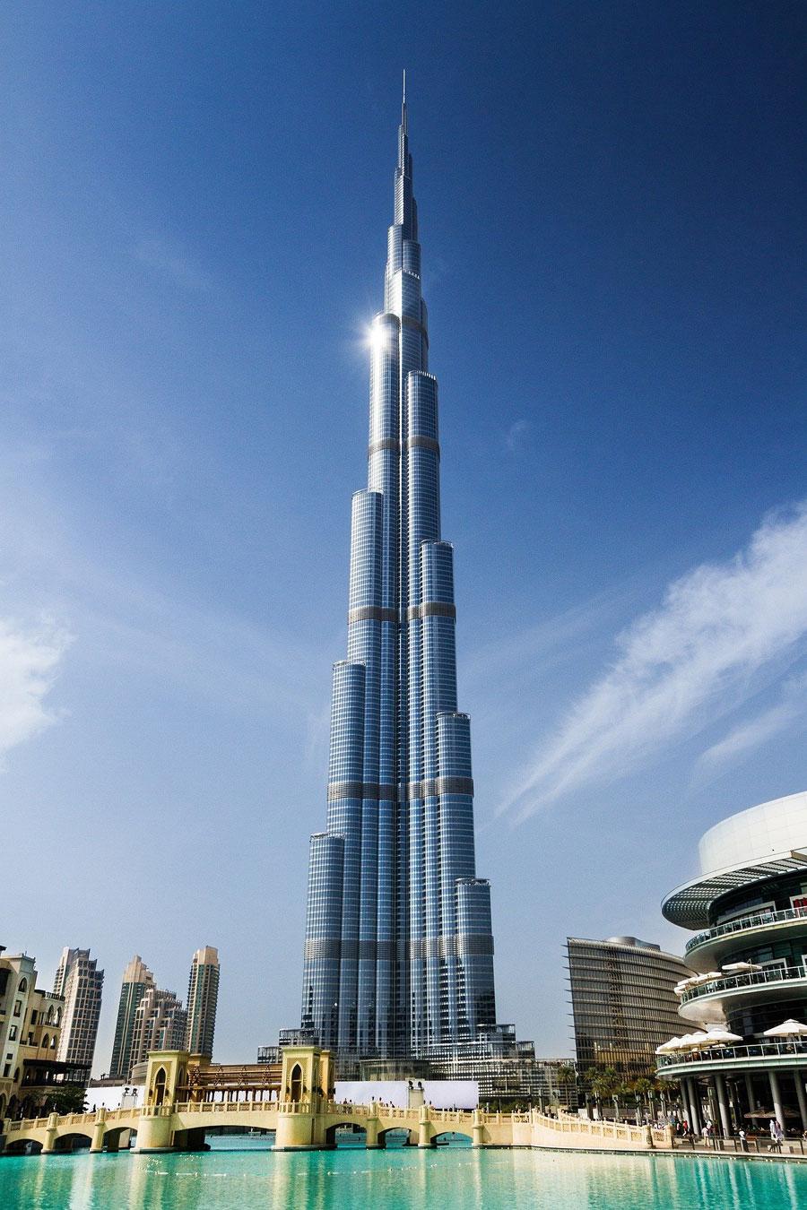 Burj Khalifa, Dubai, UAE