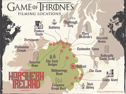 Game Of Thrones Filming Locations Apple Languages