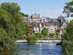 Marburg - a university city in Germany
