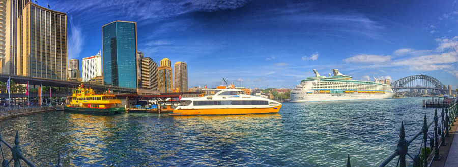 Harbour cruises in Sydney