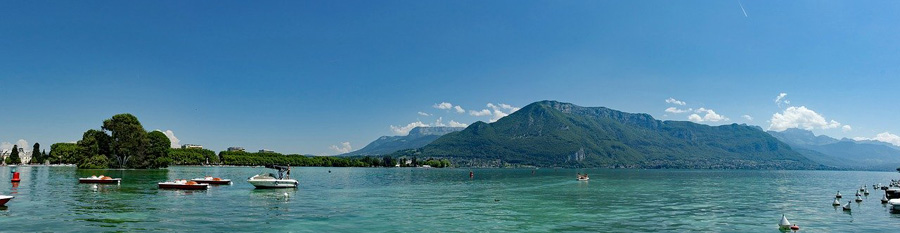 Annecy water sports