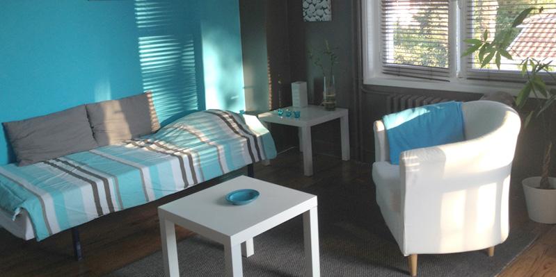 Single room in host family