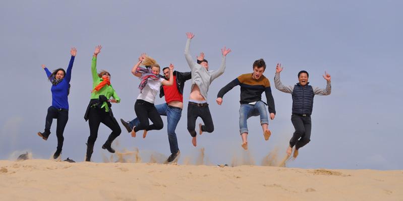 Trip to Dune du Pyla