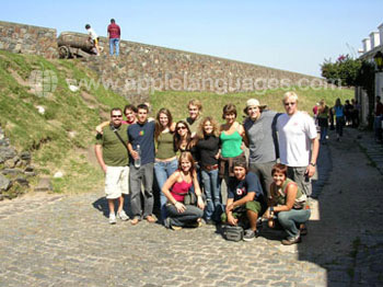 Excursion to Local fort