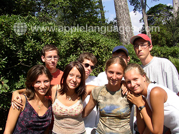Students from our school