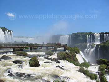 Iguazu Falls, Northern Argentina