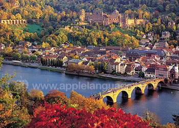 Colourful Heidelberg