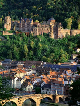 Picturesque Heidelberg