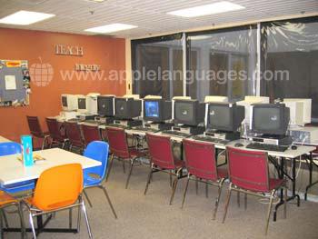School Internet Café