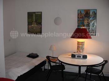 Single room in residence