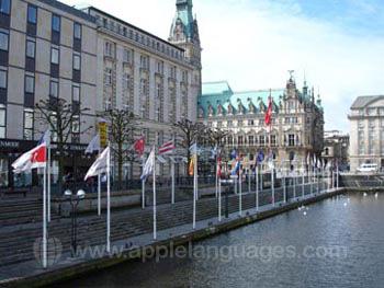 Central Hamburg