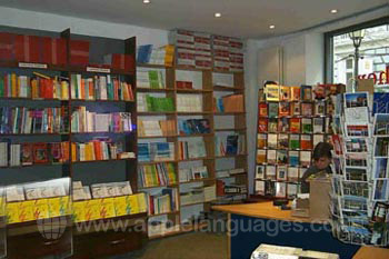 School bookshop