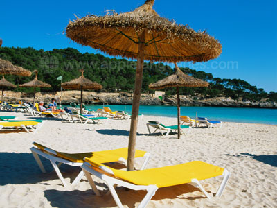 Beautiful beaches in Palma