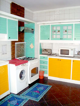 Kitchen in residence