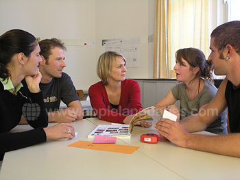 Small class sizes at our school in Lindau