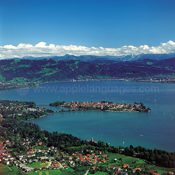 The Island of Lindau