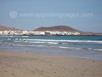 La Santa beach
