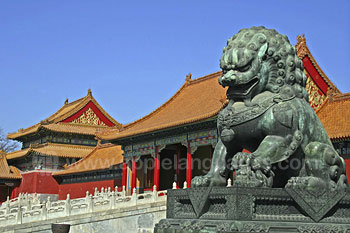 The Forbidden City, Beijing