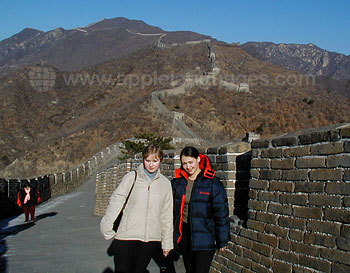 Excursion to Great Wall of China