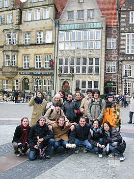 Excursion to Bremen