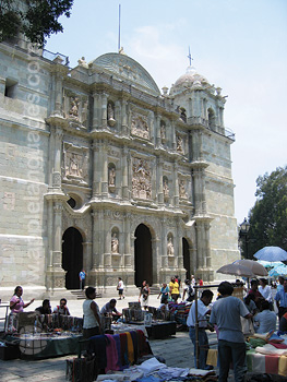 The Cathedral, Oaxaca