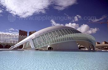 Incredible architecture in Valencia!