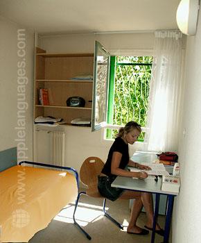 Summer residence room