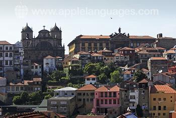 Panorama of Porto
