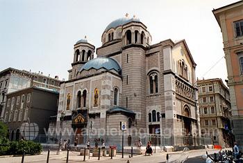 Orthodox church, Trieste