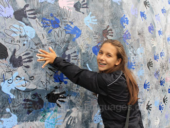 Excursion to Berlin Wall