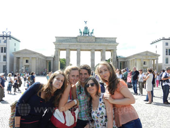 The Brandenburger Gate