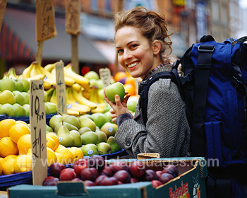 Shopping in Chamonix