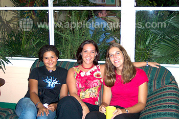 Students in Homestay