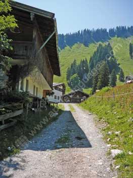 Picturesque Josefstal