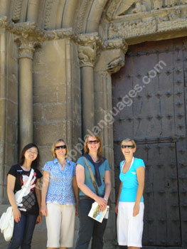 Guided tour of Pamplona