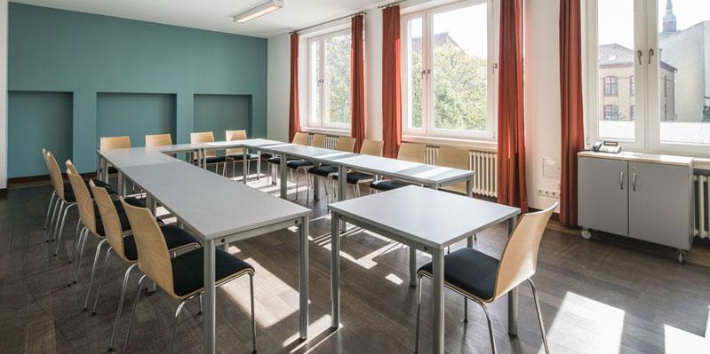 Big, bright classrooms