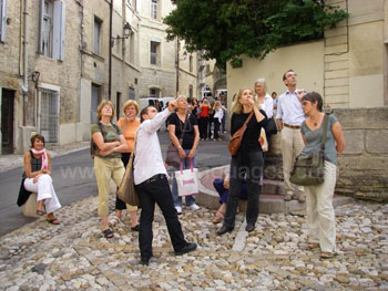 Guided tour of Montpellier