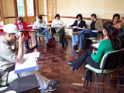 Learning Spanish in Bogotá