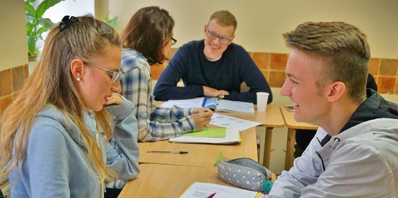 Intensive mini-group classes