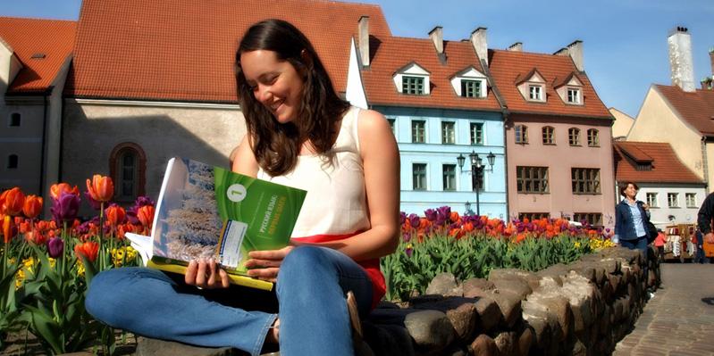 Student in Riga